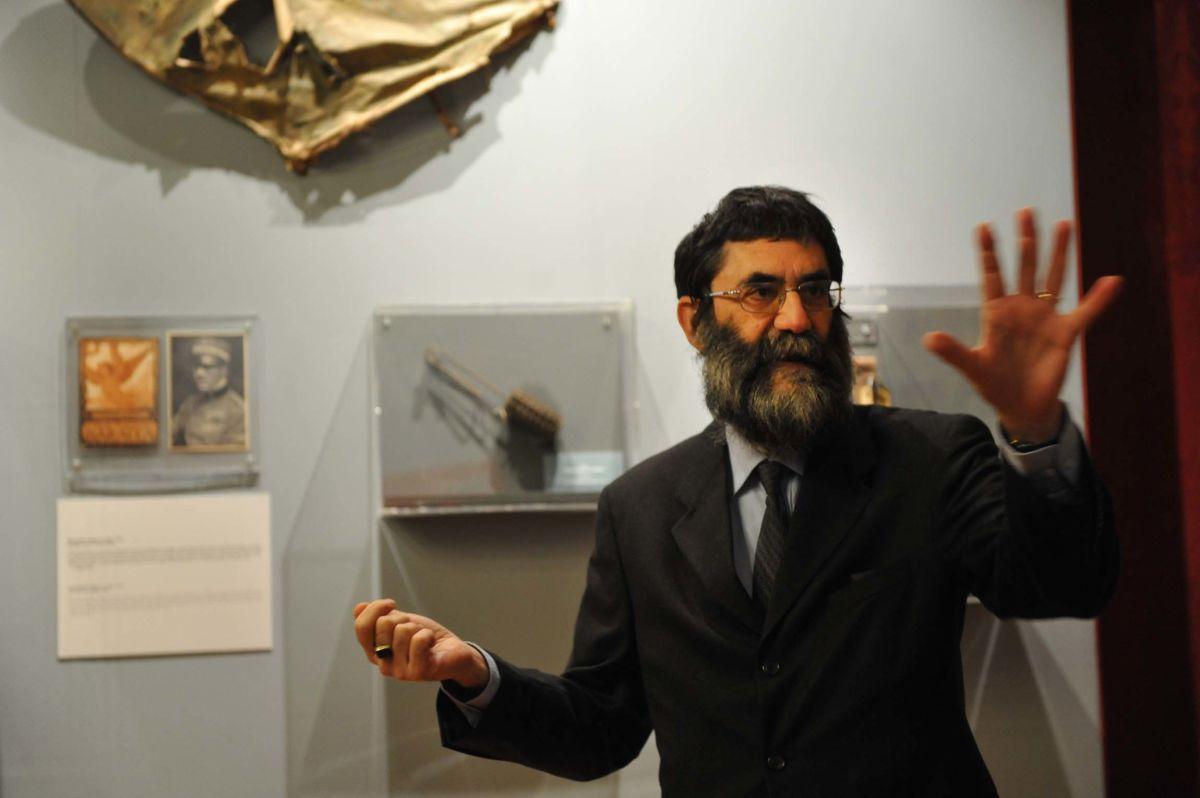 Marco Pizzo, direttor Museo Centrale del Risorgimento di Roma