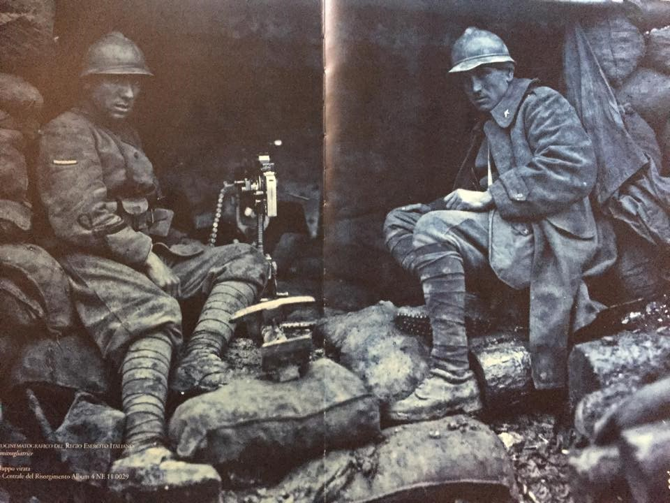 foto militari - immagine Grande guerra