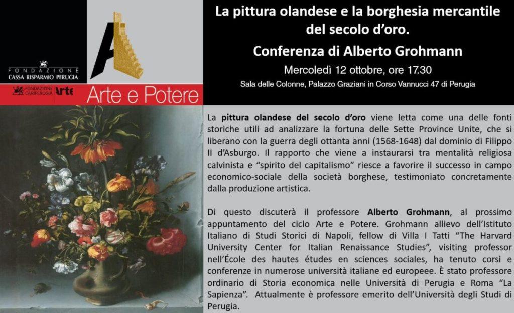 Conferenza di Alberto Grhomann