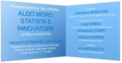 Presentazione volume Agostini