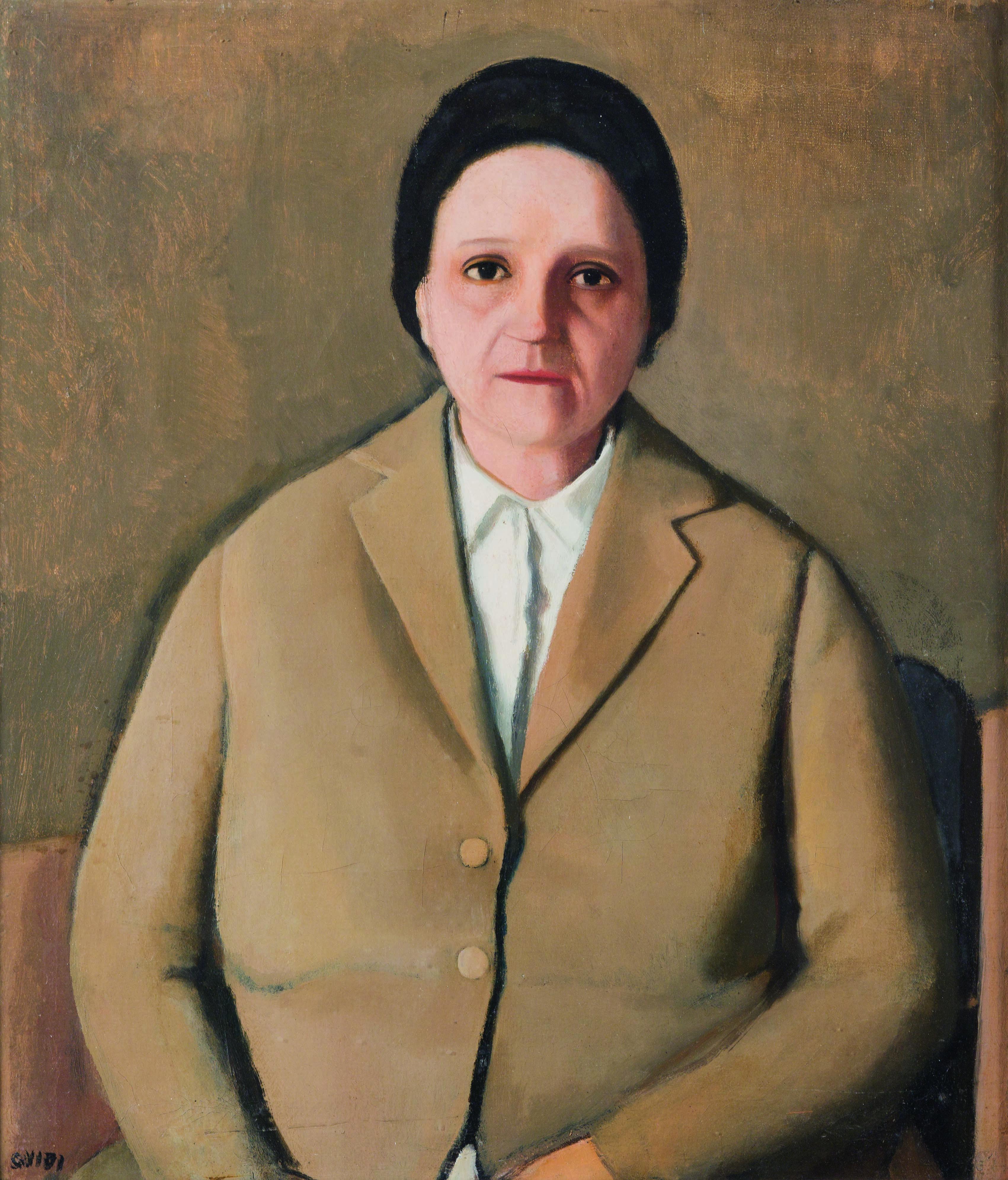1039_COEN 2012_VIRGILIO GUIDI Ritratto della madre