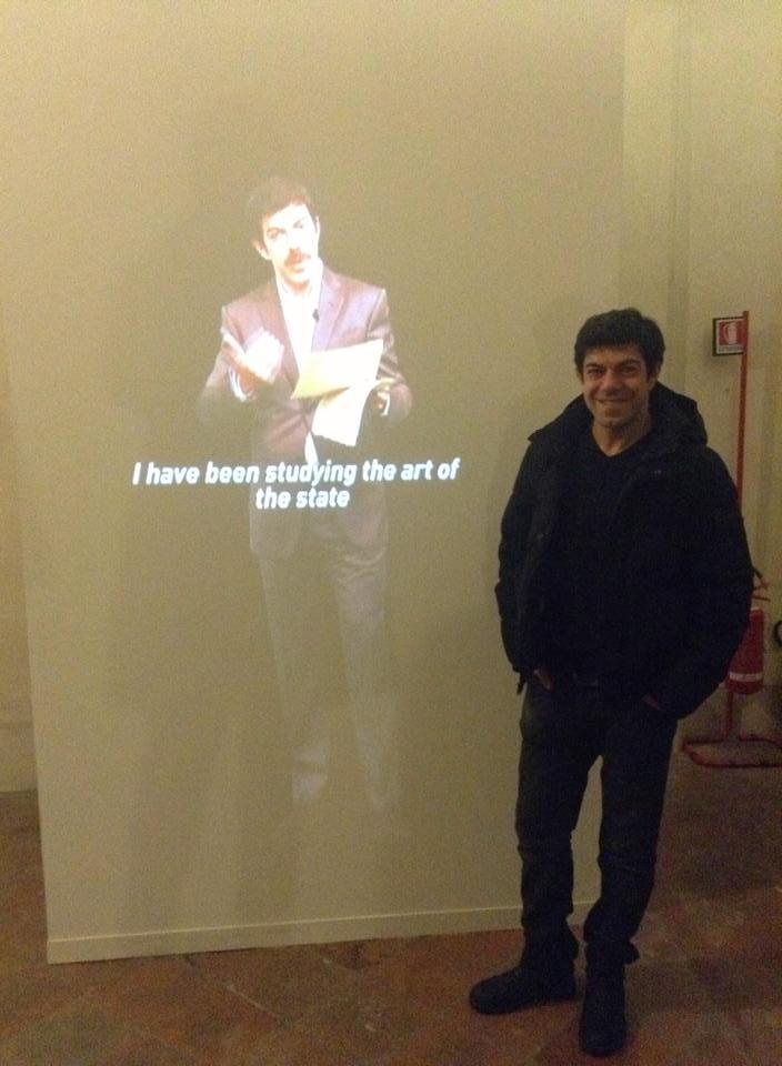 Francesco Favino incontra Francesco Favino….a Perugia