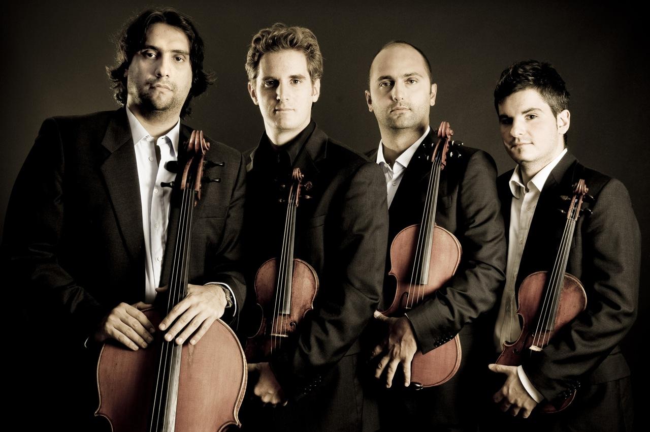 Il Quartetto di Cremona e il violoncellista Meneses portano Schubert alla sala dei Notari