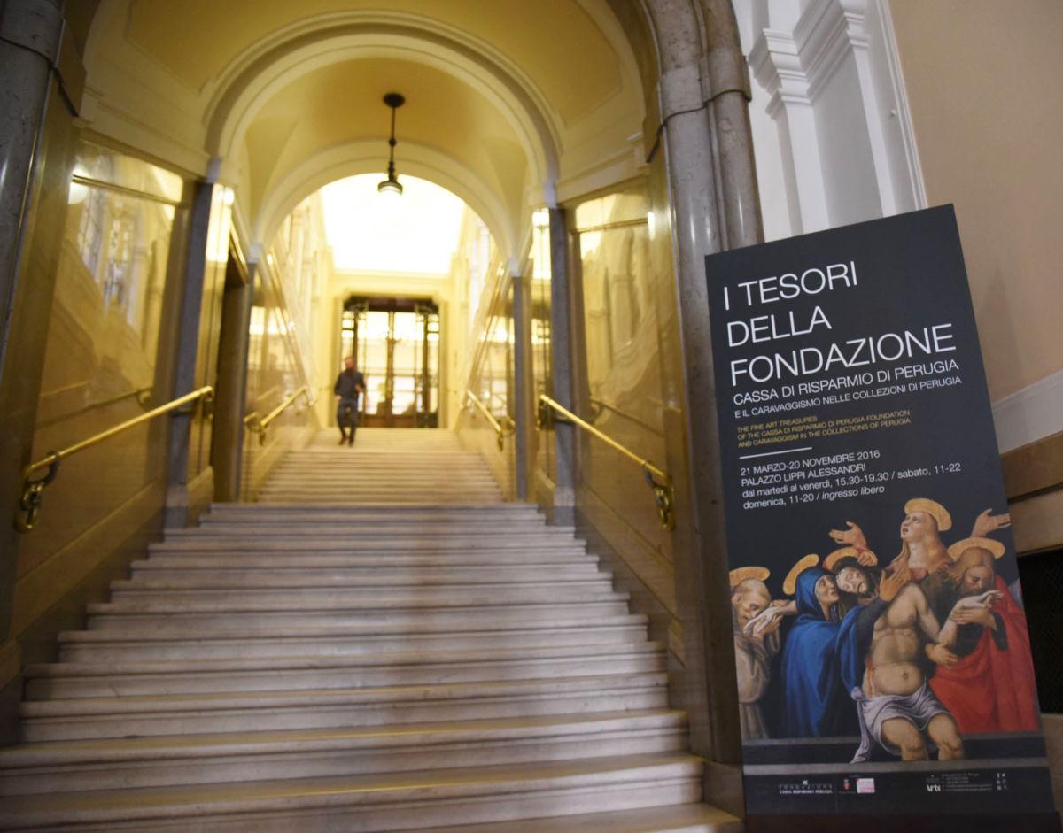 """Apertura prolungata e novità per """"I Tesori della Fondazione"""""""