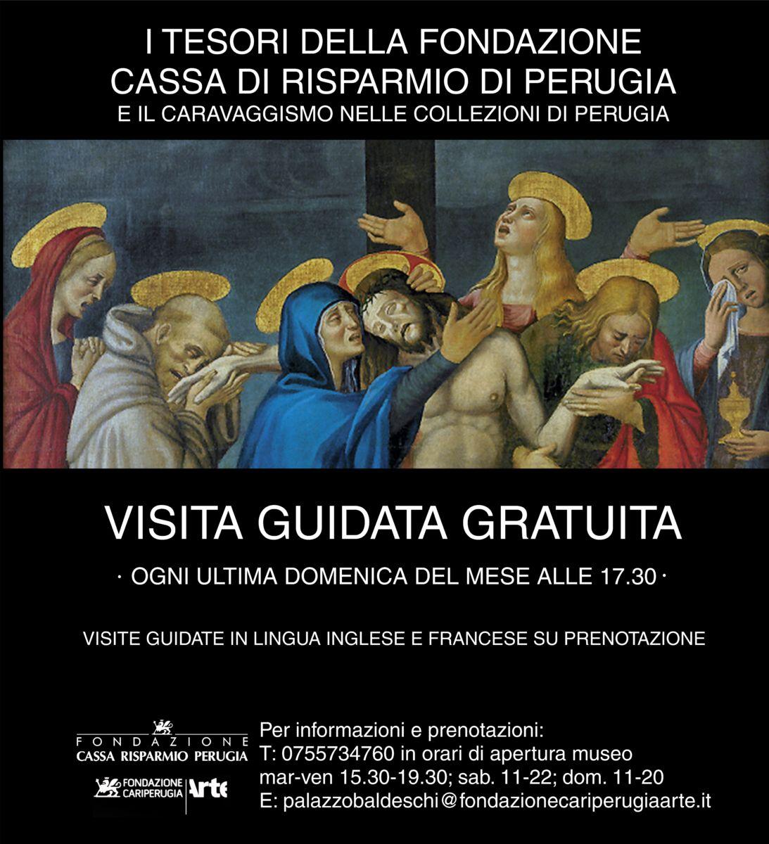 Tesori della Fondazione, visite guidate gratuite l'ultima domenica del mese