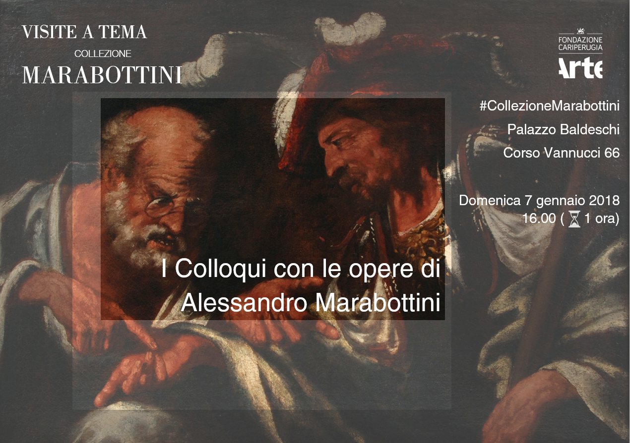 """I """"colloqui"""" di Alessandro Marabottini con le sue opere"""