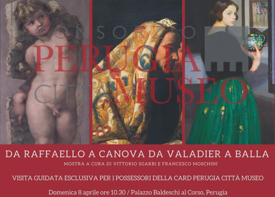 Domenica 8 aprile visita esclusiva organizzata dal Consorzio Perugia Città Museo