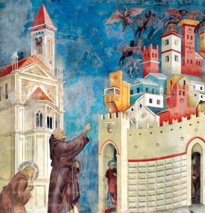 """""""La partecipazione dei lavoratori alle imprese"""", Treu al Serafico di Assisi"""