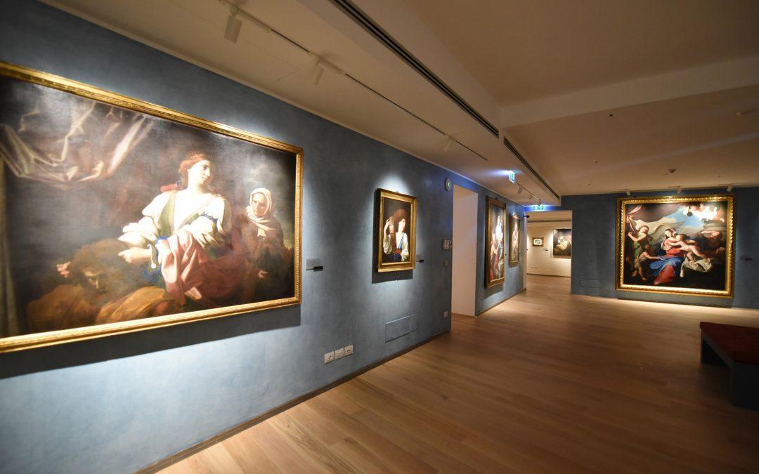 Museo di Palazzo Baldeschi – Terzo e quarto piano