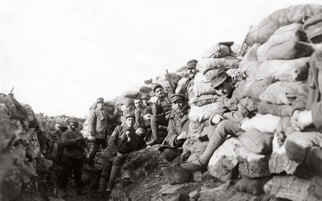 Obiettivo sul  fronte. La Grande Guerra nella fotografia di Carlo Balelli