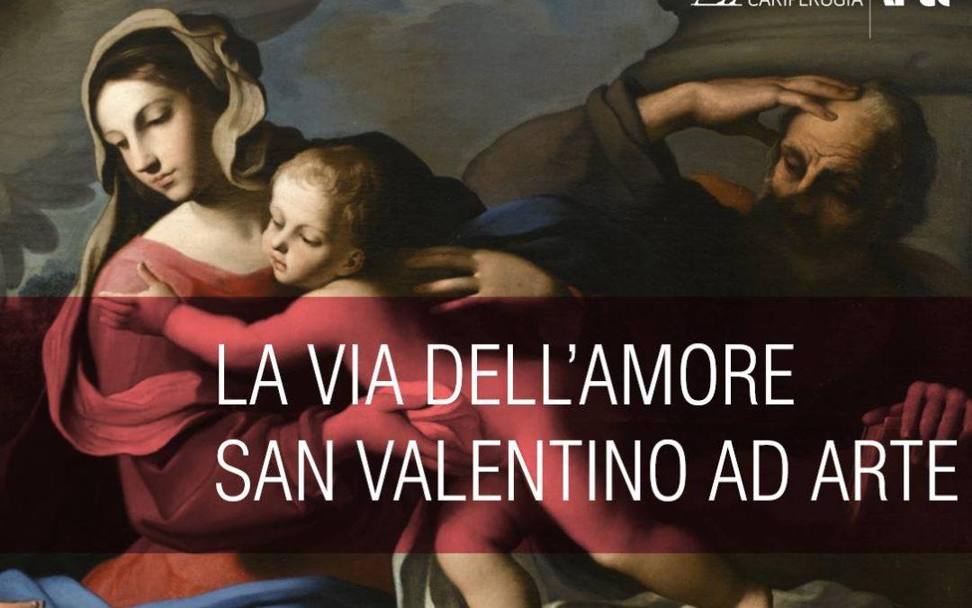 Palazzo Baldeschi, il 16 febbraio visite guidate tra le opere che trattano l'amore