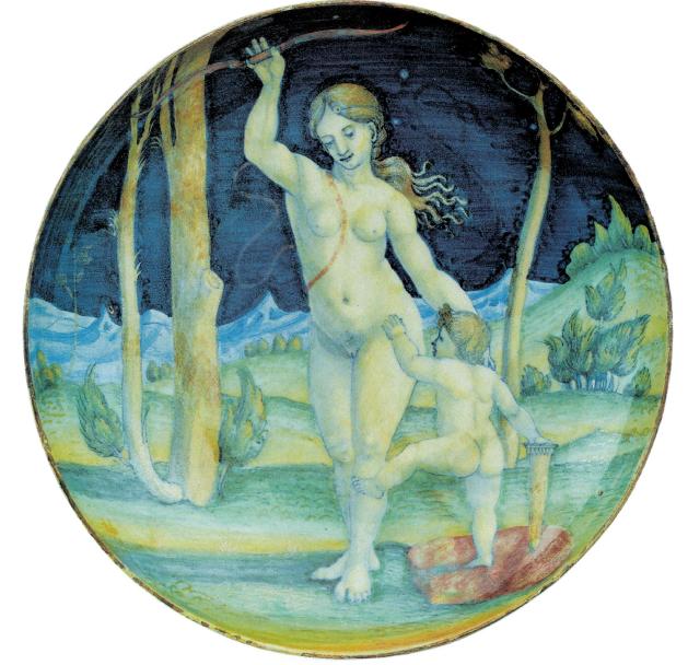 Venere e Cupido Fondazione CRPG