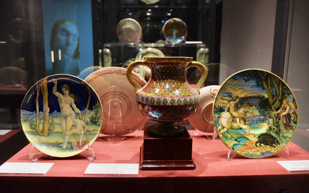 Maiolica. Lustri oro e rubino della ceramica dal Rinascimento ad oggi