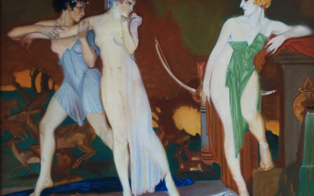 Le donne di Palazzo Baldeschi